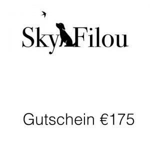 Gutschein €175