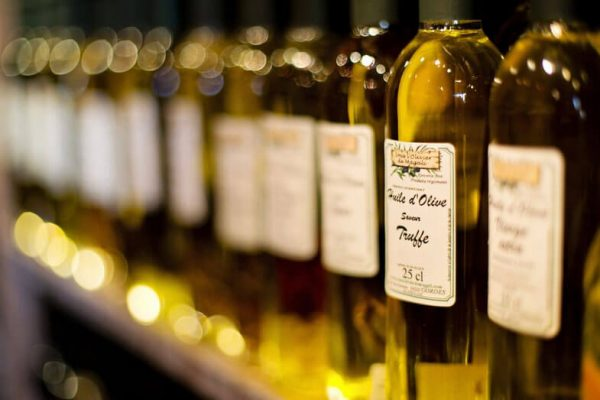 Olivenöl für den Hund